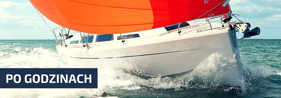 Jacht SY Gryftec