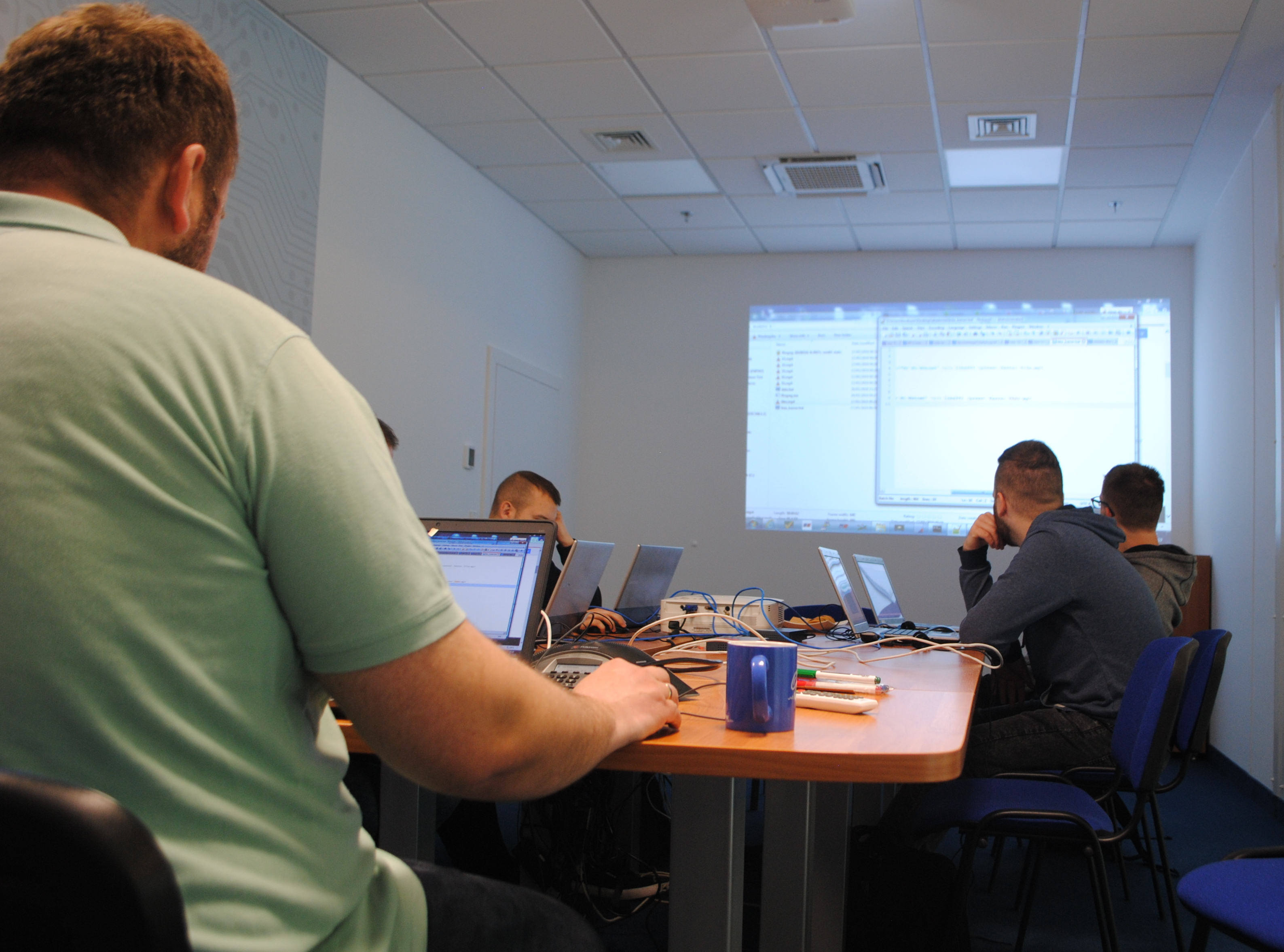Testing Academy at GRYFTEC